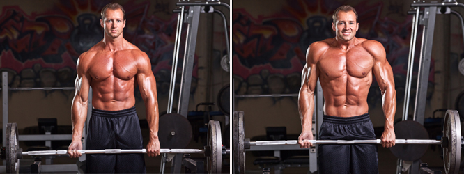 Sharpen Up your Shrug Technique