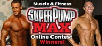 Muscle & Fitness SuperPump Max Online Contest Winners!