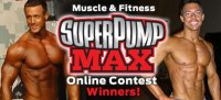 Month 2 Muscle & Fitness SuperPump Max Online Contest Winners!
