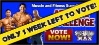 VOTE NOW: M&F SuperPump Max Online Contest!