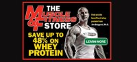 Save Up to 48% on Whey Protein!