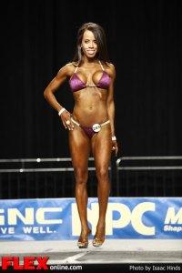 Susan Waters - 2012 NPC Nationals - Bikini B