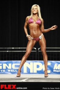 Maria DiNello - 2012 NPC Nationals - Bikini B