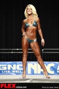 Arianne Fellows - 2012 NPC Nationals - Bikini B