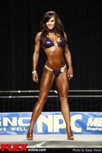 Crystal Green - 2012 NPC Nationals - Bikini C