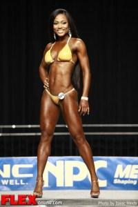 Antanique Landry - 2012 NPC Nationals - Bikini C
