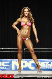 Dianet Pereda - 2012 NPC Nationals - Bikini C