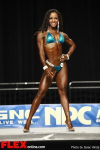 Ashley Wade - 2012 NPC Nationals - Bikini C