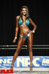 Brittany Rene Williams - 2012 NPC Nationals - Bikini C
