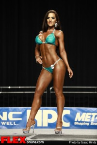 Heidi Allen-Patterson - 2012 NPC Nationals - Bikini C