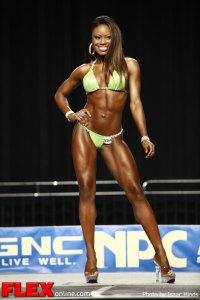 Sharitha McKenzie - 2012 NPC Nationals - Bikini C