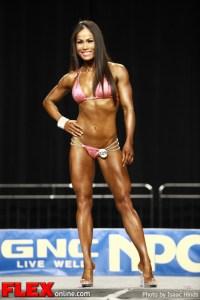 Mylien Nguyen - 2012 NPC Nationals - Bikini C