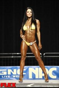 Siliana Gaspard - 2012 NPC Nationals - Bikini D