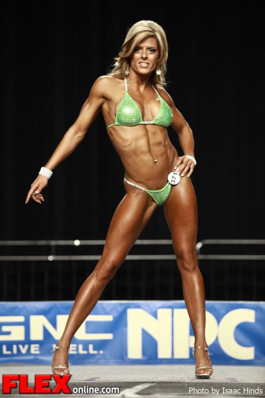 Kelly Dominick - 2012 NPC Nationals - Bikini D
