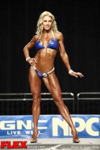 Christina Profancik - 2012 NPC Nationals - Bikini E