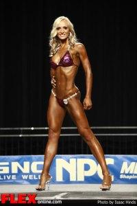 LaJean Morrow - 2012 NPC Nationals - Bikini F
