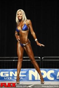 Amy Hardigree - 2012 NPC Nationals - Bikini F