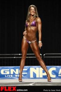 Eleni Maroudas - 2012 NPC Nationals - Bikini F