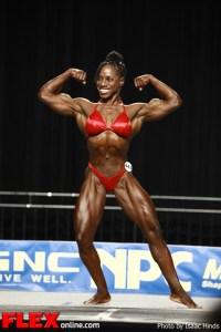 Patricia Watson - 2012 NPC Nationals - Women's Lightweight