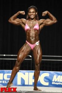 Jessica Link - 2012 NPC Nationals - Women's Middleweight