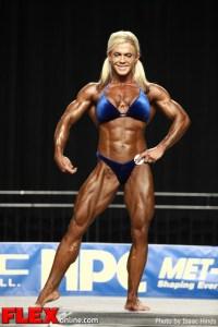 Cassie Bates - 2012 NPC Nationals - Women's Middleweight