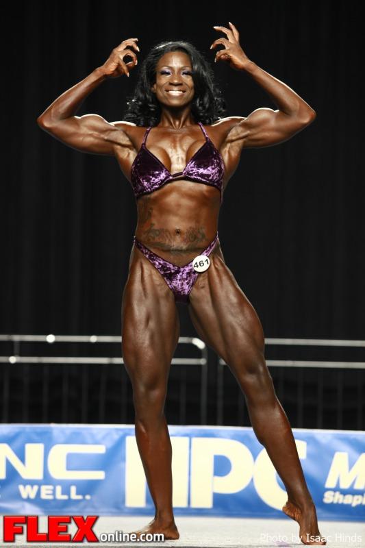 Margie Martin - 2012 Nationals - Women's Light Heavyweight