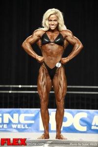Kira Neuman - 2012 Nationals - Women's Light Heavyweight