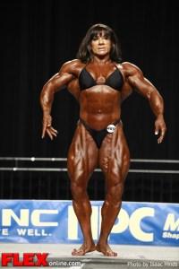 Tina Zampa -  2012 Nationals - Women's Heavyweight