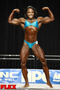 Susan Marie Smith -  2012 Nationals - Women's Heavyweight