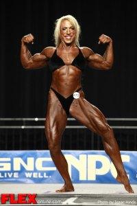 Julie Peavey -  2012 Nationals - Women's Heavyweight