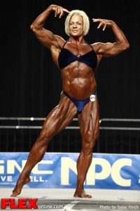 Sue Scheppele -  2012 Nationals - Women's Heavyweight