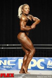 Audry Peden -  2012 Nationals - Women's Heavyweight