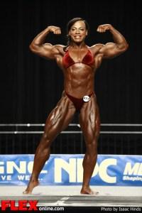 Juanita Blaino -  2012 Nationals - Women's Heavyweight
