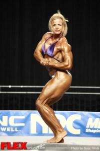 Yamile Marrero -  2012 Nationals - Women's Heavyweight