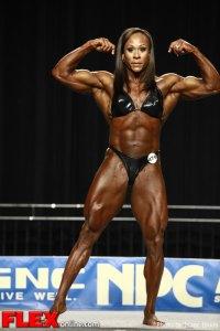 Nikki Stadleman -  2012 Nationals - Women's Heavyweight