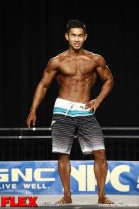 Thanh Tran - 2012 NPC Nationals - Men's Physique A