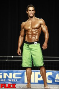 Sean Harley - 2012 NPC Nationals - Men's Physique B