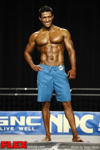 Matty Wahidi - 2012 NPC Nationals - Men's Physique B