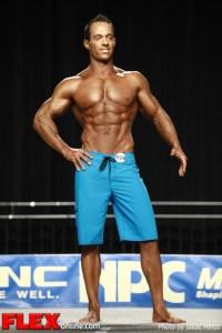 Jake Phippen - 2012 NPC Nationals - Men's Physique C