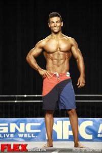 John Gioffre - 2012 NPC Nationals - Men's Physique C