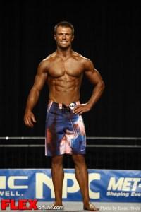 Fredrick Long II - 2012 NPC Nationals - Men's Physique C