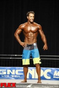 Keenon LeBlanc - 2012 NPC Nationals - Men's Physique D
