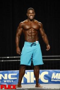 Pierre Vuala - 2012 NPC Nationals - Men's Physique D