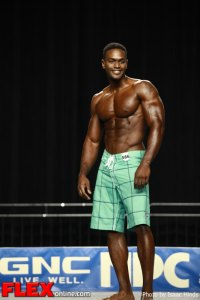 Rodney Razor - 2012 NPC Nationals - Men's Physique D