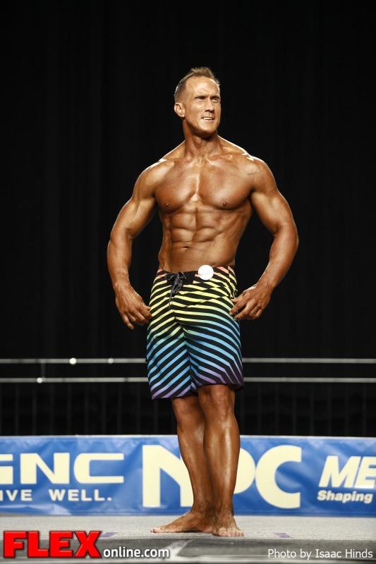 Jim Holcomb - 2012 NPC Nationals - Men's Physique E