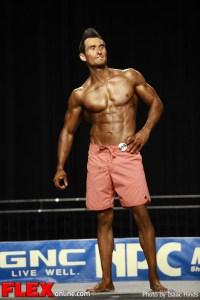 Daniel Babcock - 2012 NPC Nationals - Men's Physique E