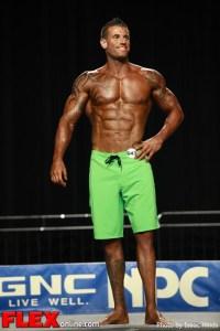 Chaz Williams - 2012 NPC Nationals - Men's Physique F