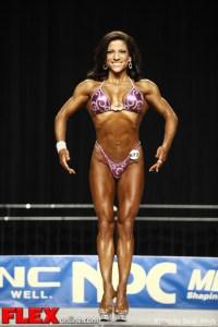 Danielle Sereluca - 2012 NPC Nationals - Figure A