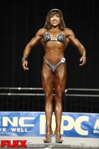 Erica Blockman - 2012 NPC Nationals - Figure A