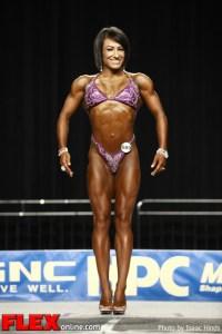 Jennifer Baker - 2012 NPC Nationals - Figure B
